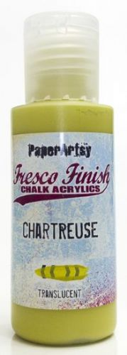 Fresco Finish - Chartreuse